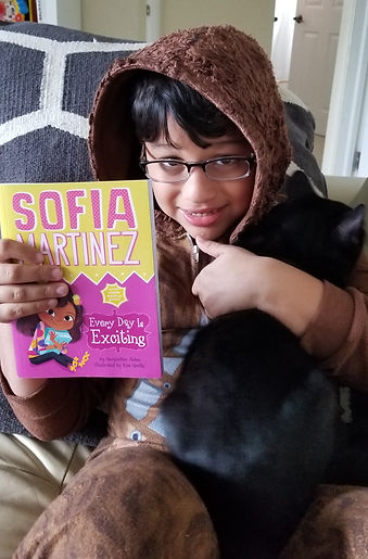 Sofia Martinez book reviewed