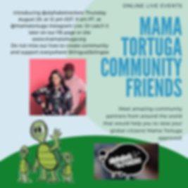 Mama Tortuga IG LIve 11 CanticosWorl.png
