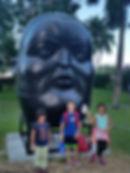 Botero and kids