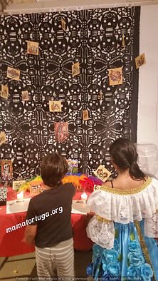 Day of the Dead traditions, family
