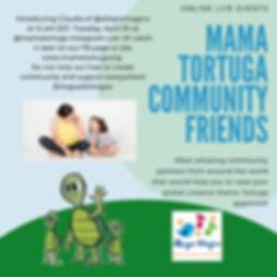 Mama Tortuga IG LIve 7 Allegro Magico.jp