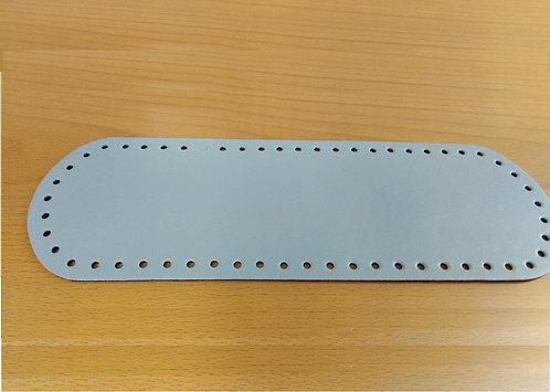 Fondo per borsa cm 10x30 colore grigio