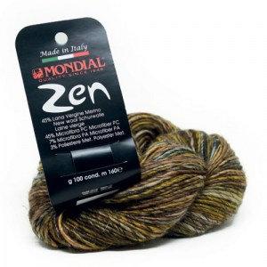 Zen - 100 gr. - con filino d'argento