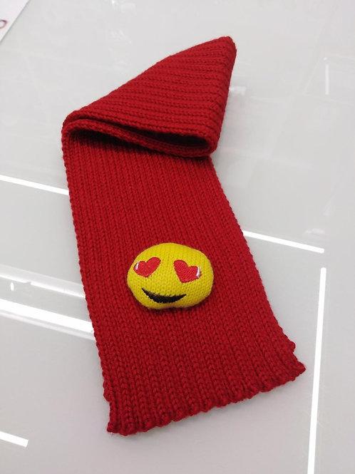 Sciarpa bimbo/a con Smile cm 73x12