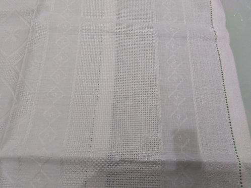 Tovaglia Sagrine cm. 90 x 90 ordito puro cotone con trama puro lino