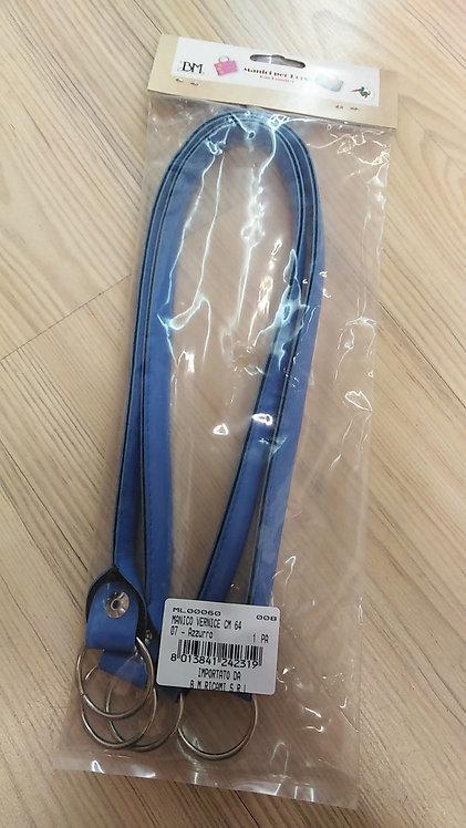 Manico vernice azzurro cm 64