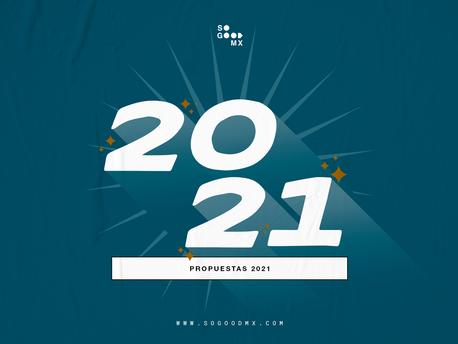Propuestas 2021