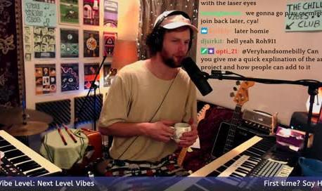 Billy Mills y descubriendo música por Twitch