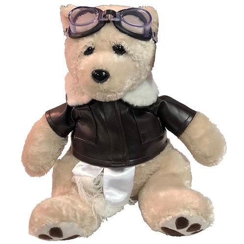 Aviator Teddy  Bear
