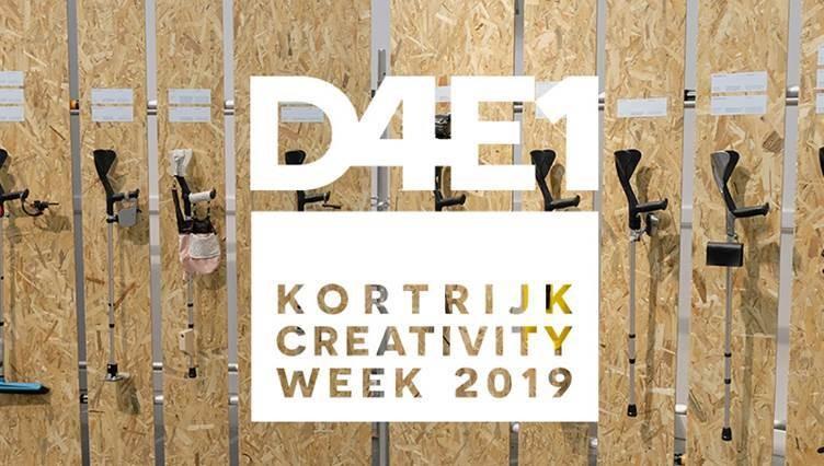 D4E1 Kortrijk Creativity Week 2019