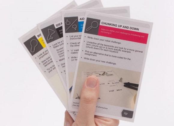 #001 innowiz tool : card set