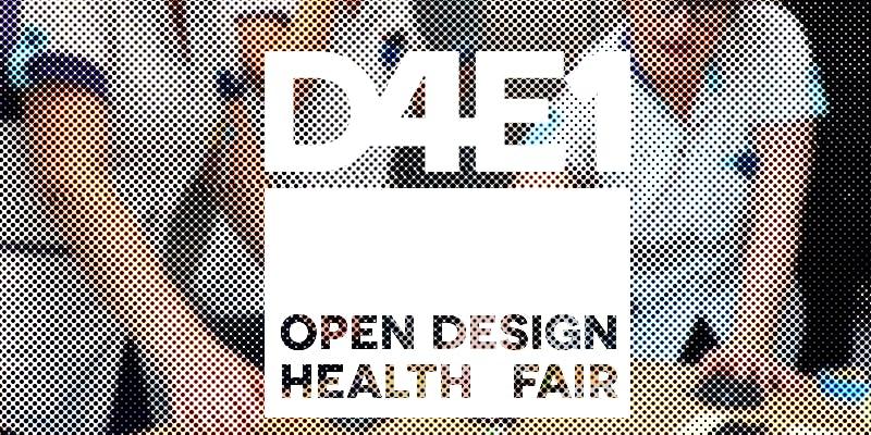 open design health fair
