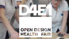 D4E1 OPEN DESIGN HEALTH FAIR