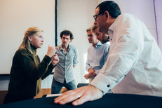 Kick-off 5 x 5® with Innowiz Brainstorm