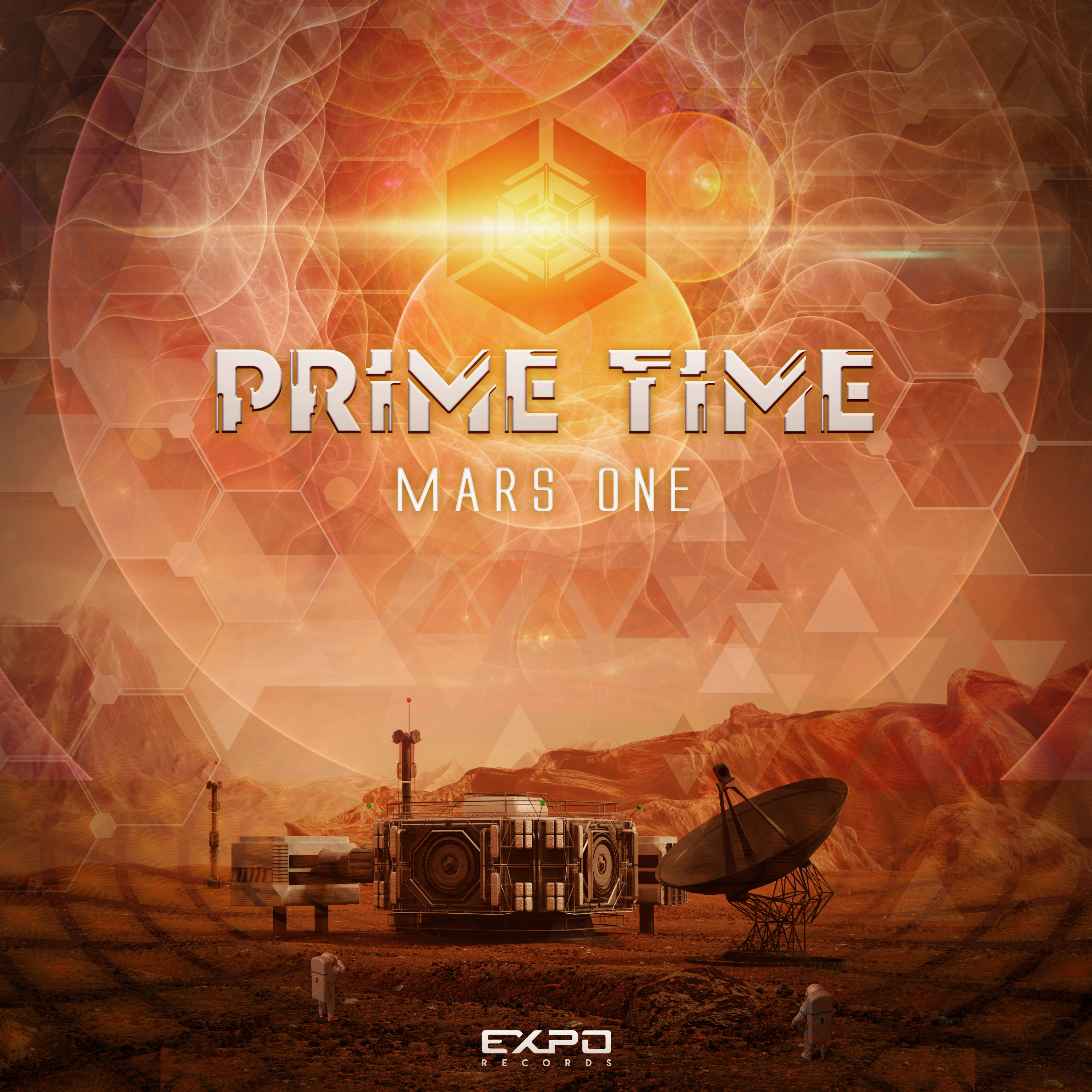 Prime Time - Mars One