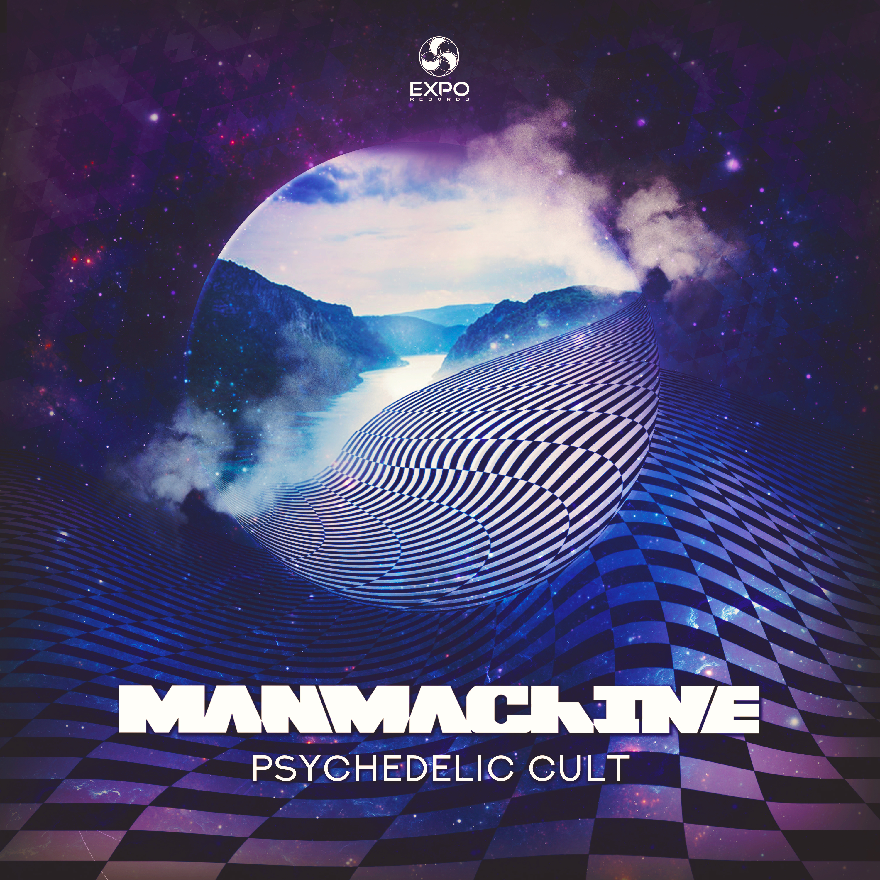 manmachine - psychedelic cult