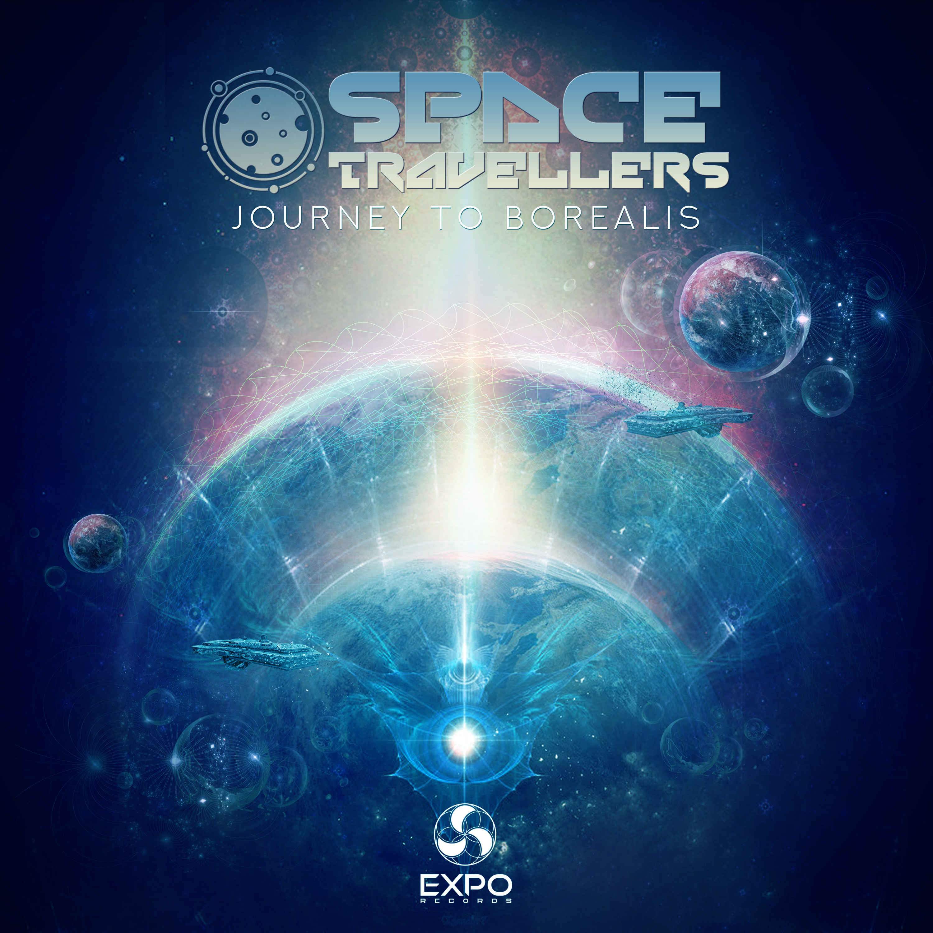 Space Travellers - Journey to borealis