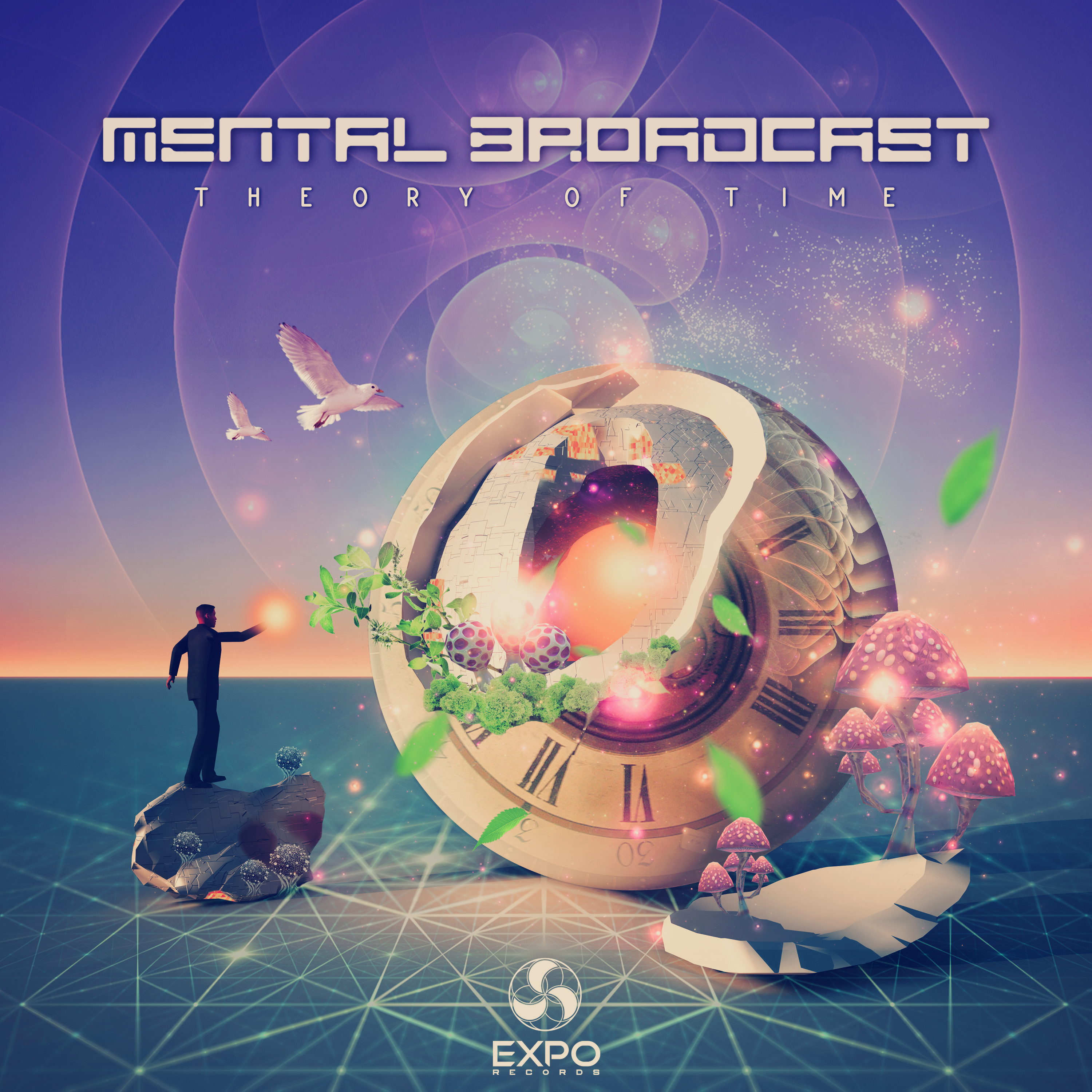 Mental Broadcast - Theory of Time