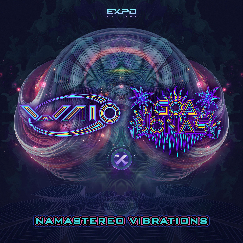 Waio & Goa Jonas - Namastereo Vibrations