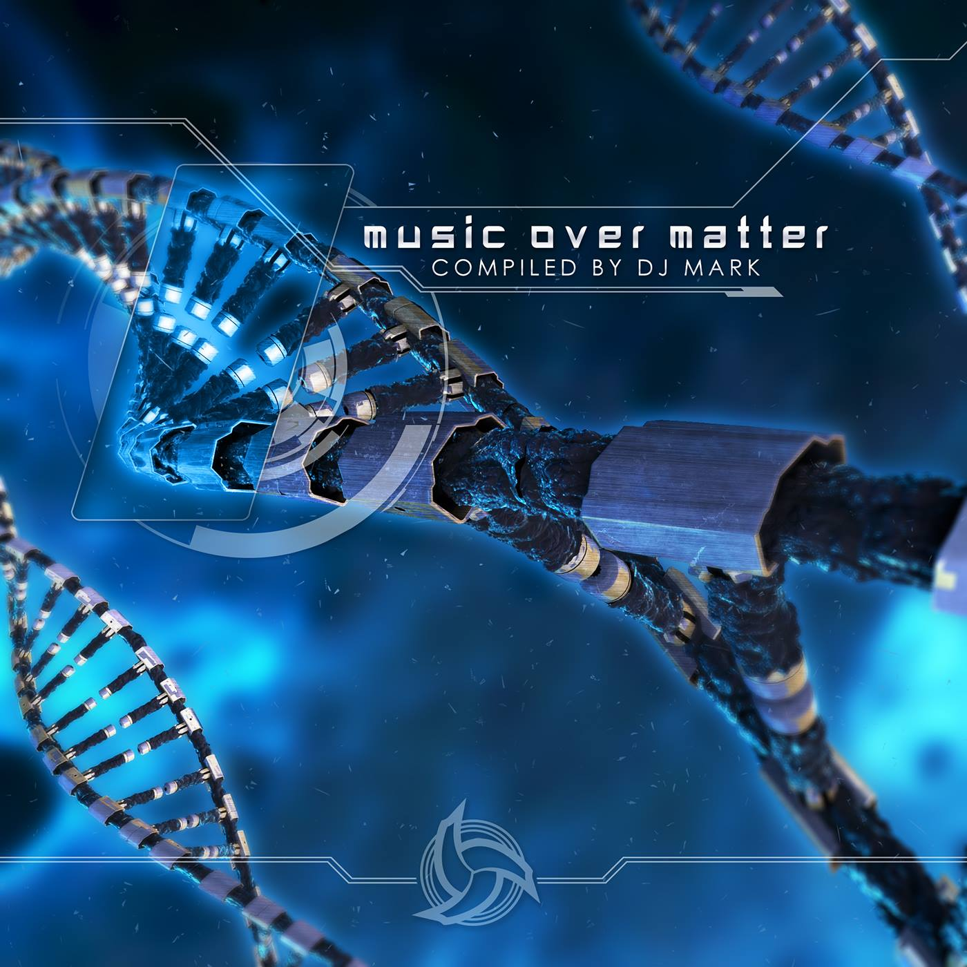 Music over Matter V/A - Compiled by DJ M