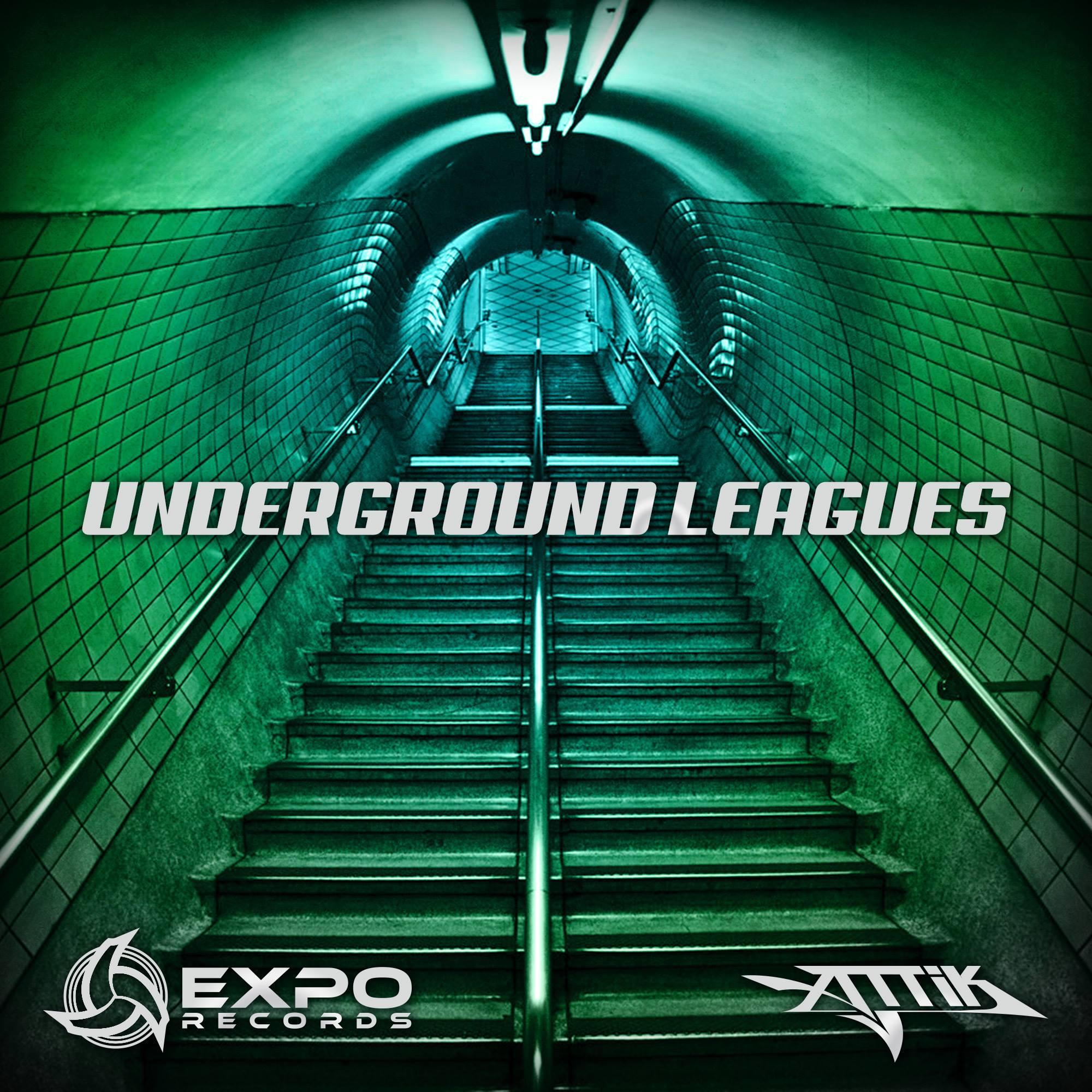 Attik - Underground Leagues