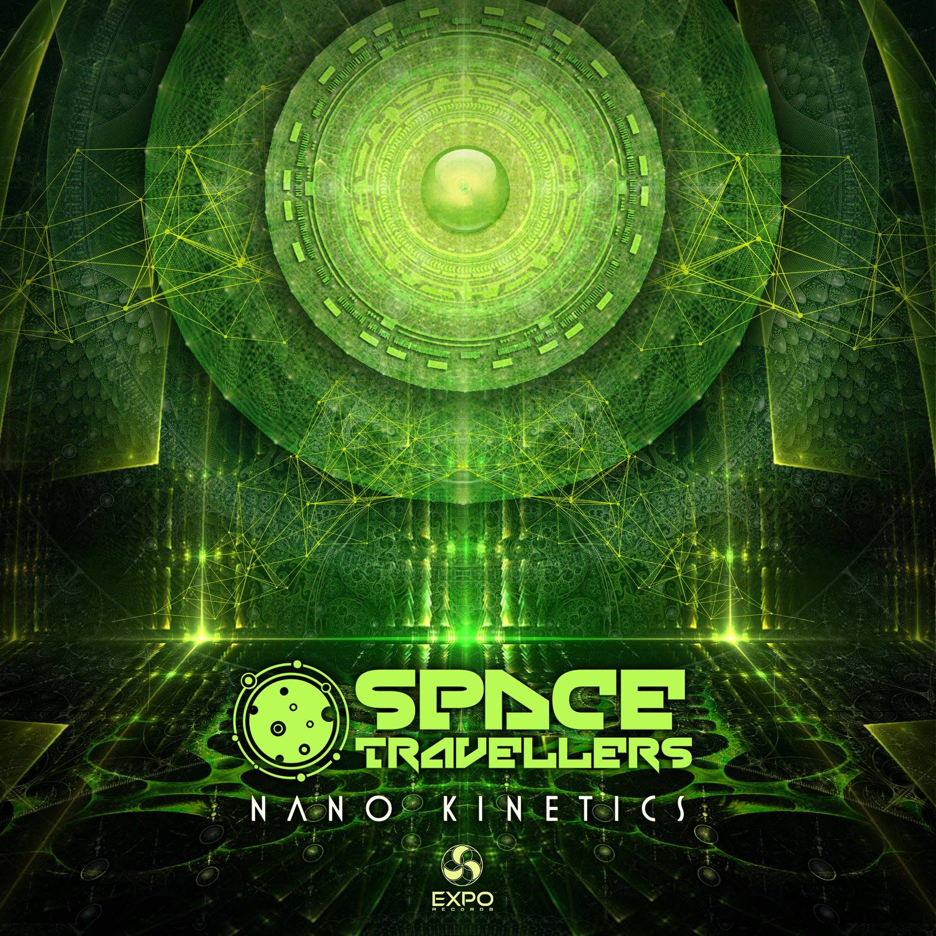 Space Travellers - Nano Kinetics