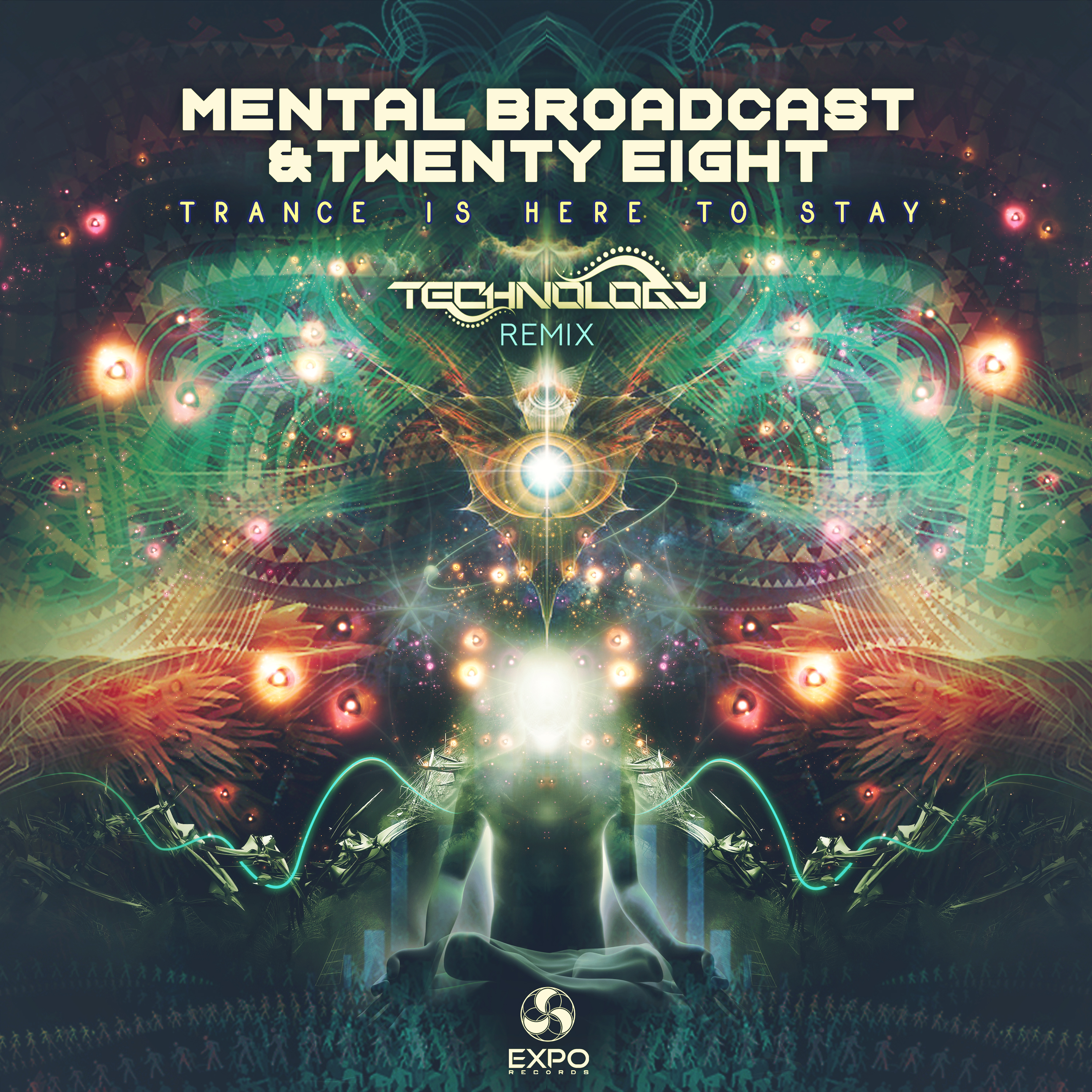 mental broadcast - trance is here to stay (Technology remix)