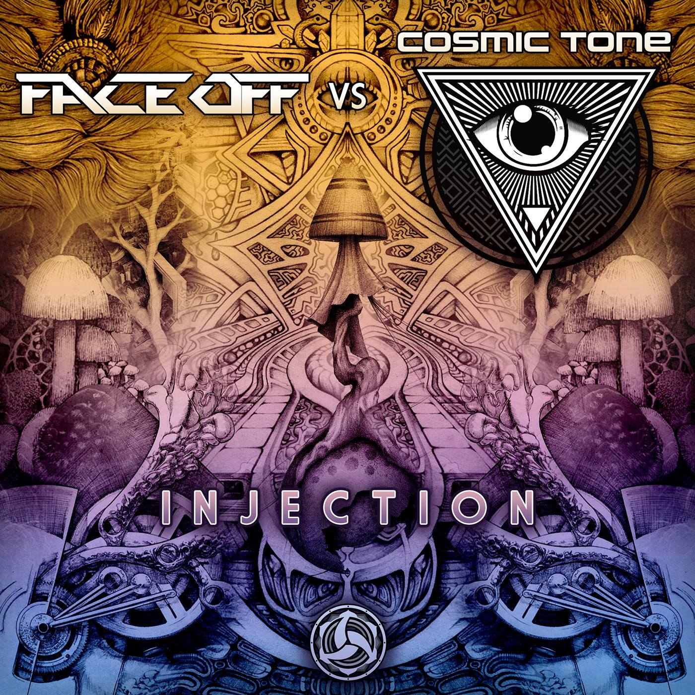 Face Off vs Cosmic Tone - Injection
