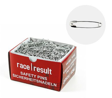 Safety Pins, 1,000 pcs.
