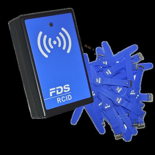 FDS RCID kit + 30 Wristbands