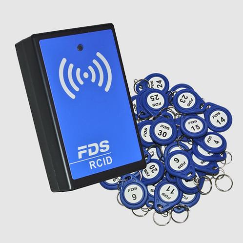 FDS RCID kit + 30 Tag