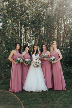 hair _ everyone / MU-all bridesmaids