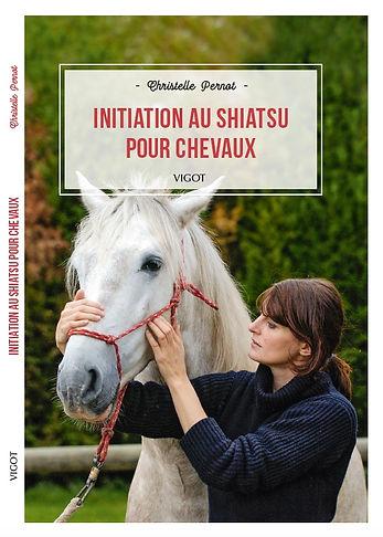 Initiation au shiatsu - couverture Vigot