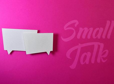 Wie guter Smalltalk geht