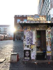 Fotobox. Westwerk Leipzig.