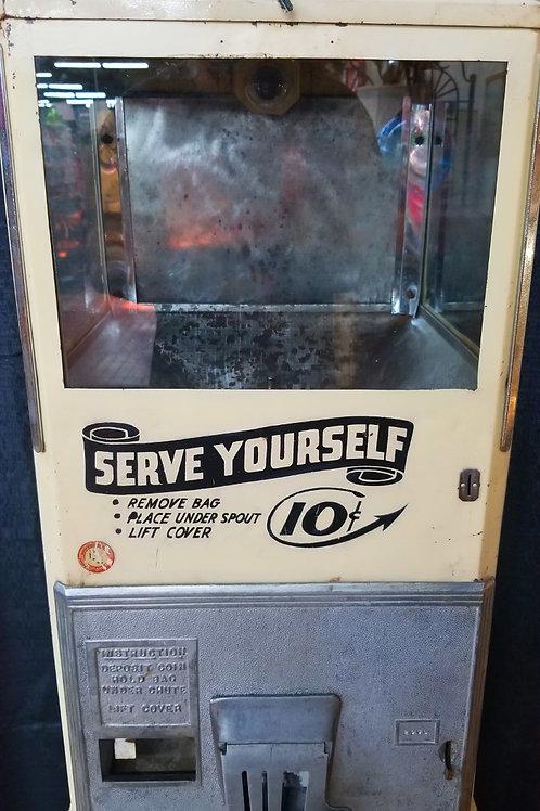 Antique 10 cent Popcorn Warmer