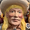 Thumbnail: Royal Doulton Wild West Collection Six Toby Jugs