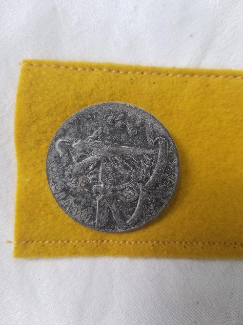 1936 Nazi 1-mia Pin