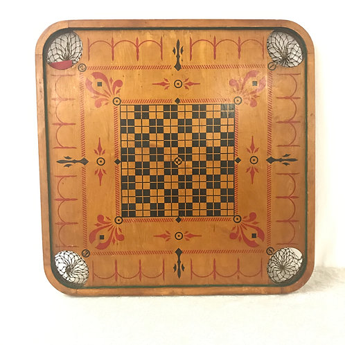 Carrom Board Style 1900's