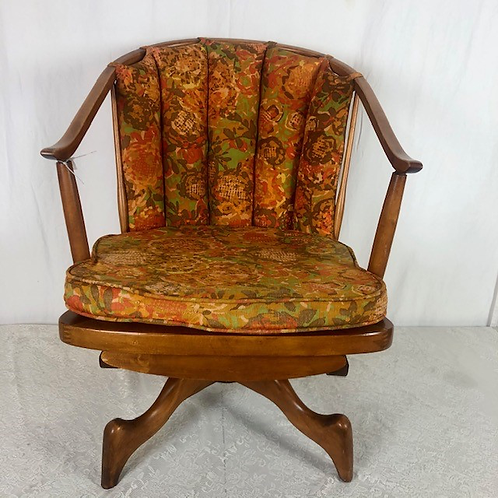 Mid Century Chair Rocking/Swivel