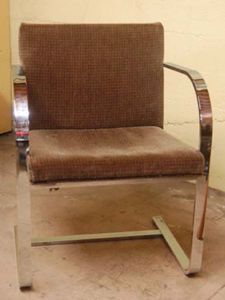 1970's Thonet cantilever chairs (set of 4)