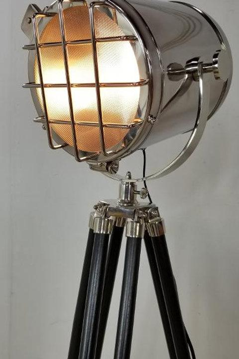 Nautical royal master search light restoration hardware style