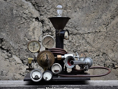 Steampunk light