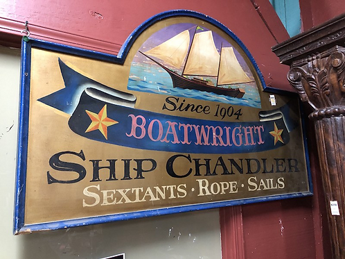 Boatwright Sign