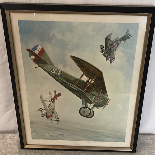 WWI Airplanes Picture
