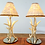 Thumbnail: Shell Horn Table Lamps