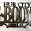 Thumbnail: Hub City Car Club Plaque