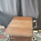 Thumbnail: Tea Cart Drop Leaf Serving Table -Mahogany