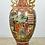 Thumbnail: Large Satsuma Asian Porcelain Vase