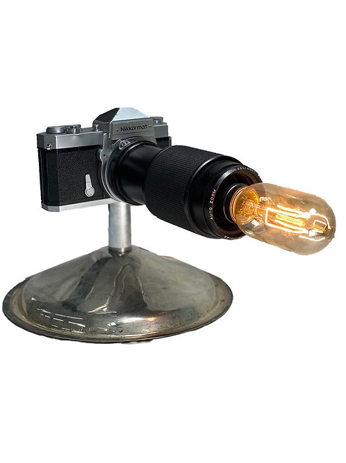 Repurposed Camera Lamp